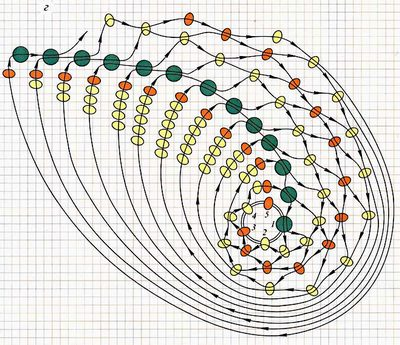 """жгут  """"ракушка """". бисер двух цветов одинакового размера 9 крупный бисер или бусины нить капроновая 50 или леска 0,15..."""